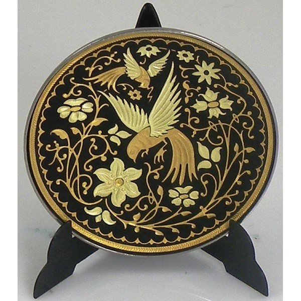 sc 1 st  Damascene Jewelry Store : gold decorative plates - pezcame.com