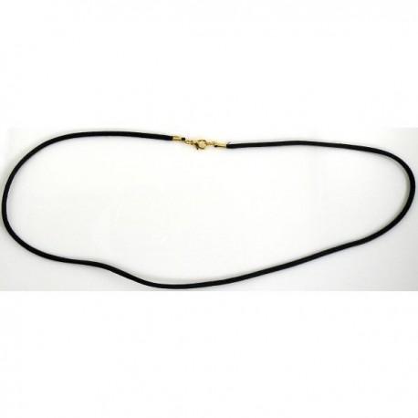 Black Cord Necklace