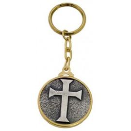 Teutonic Order Cross Keychain